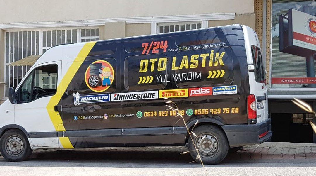 Şişli Etfal Lastikçi